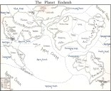 a map of the earth