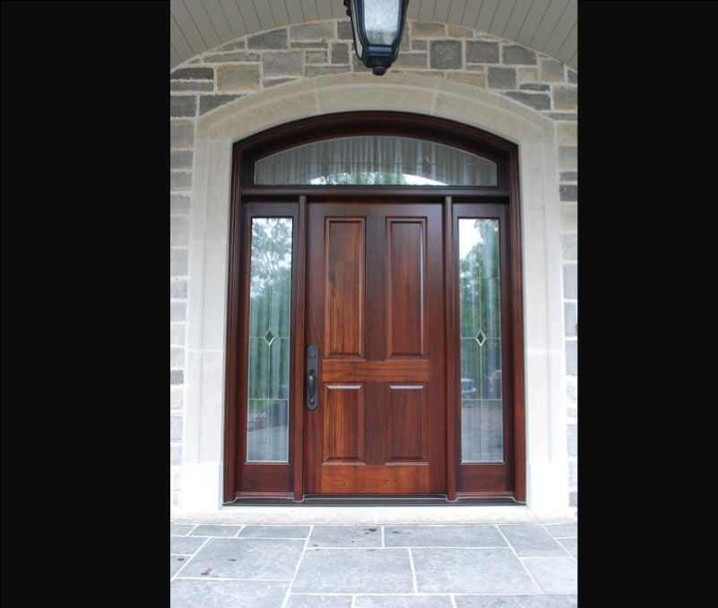 Exterior Doors Side Light Entry Doors Amberwood Doors Inc