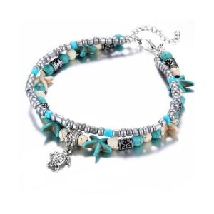 Bracelet de Cheville Tortue