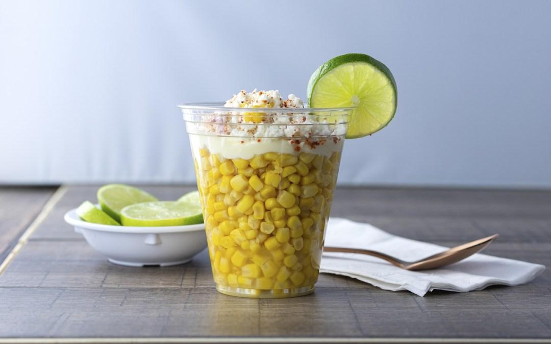 Creamed Corn with Polenta