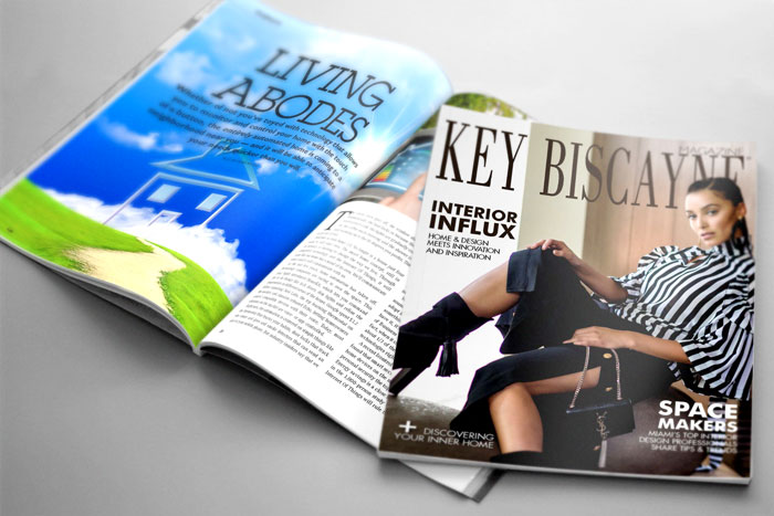 Key Biscayne Magazine - Ambience Design Group Interview - Home of the Future