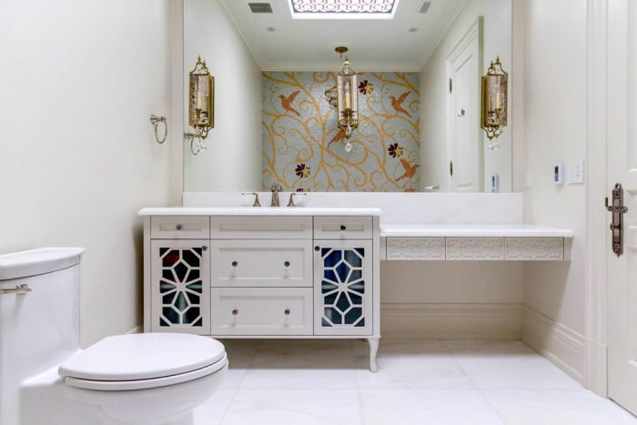 Chateau Inspired Custom Home - Ensuite