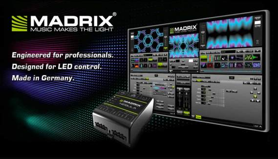 Madrix Professional Software 5.4 Crack 2021 Torrent Key Free Download