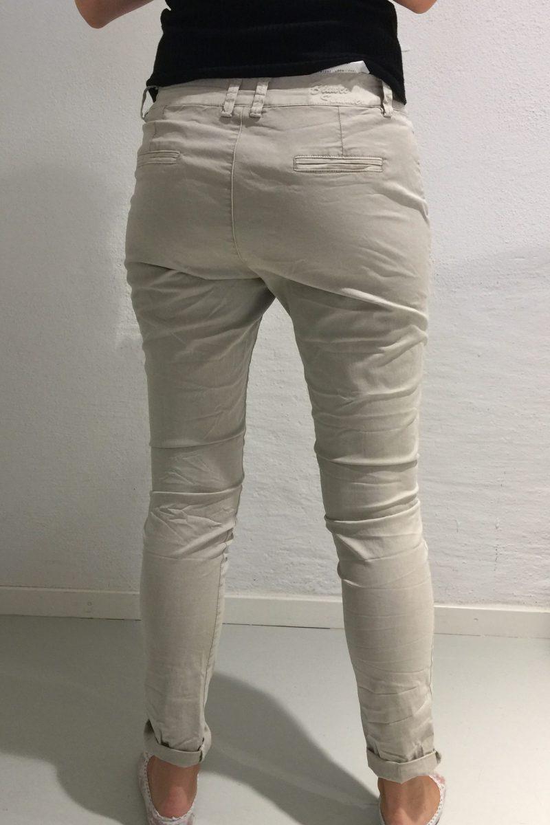 Beige chinos Bianco Jeans - Huston chionos