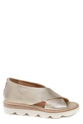 Blå (ikke gull) sandal Laura Bellariva - 1528 S