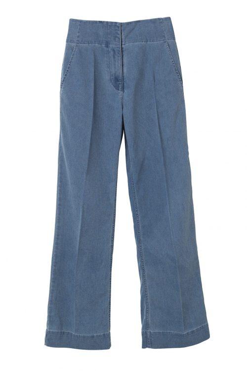 Jeans viddebukse By Malene Birger - elva q65214002