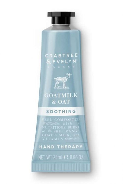 Goatmilk & Oat hand therapy 25 ml Crabtree & Evelyn