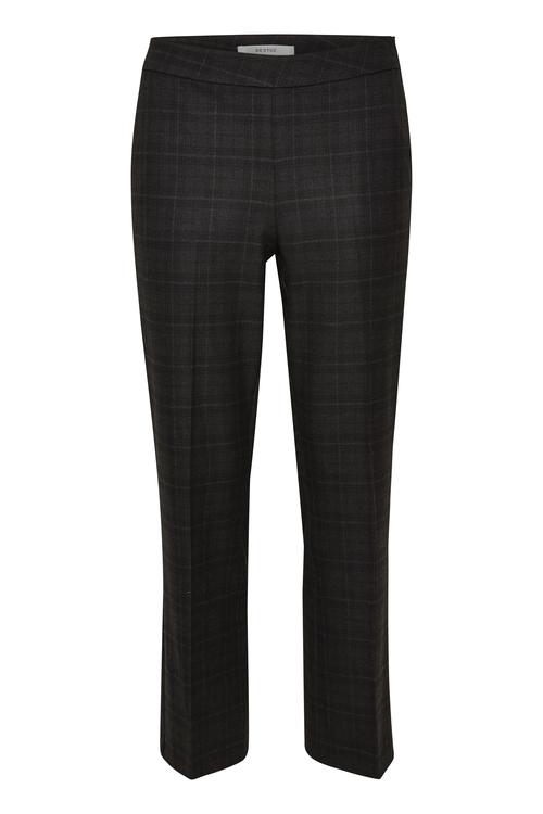 Rutet culotte bukse Gestuz - nadim culottes