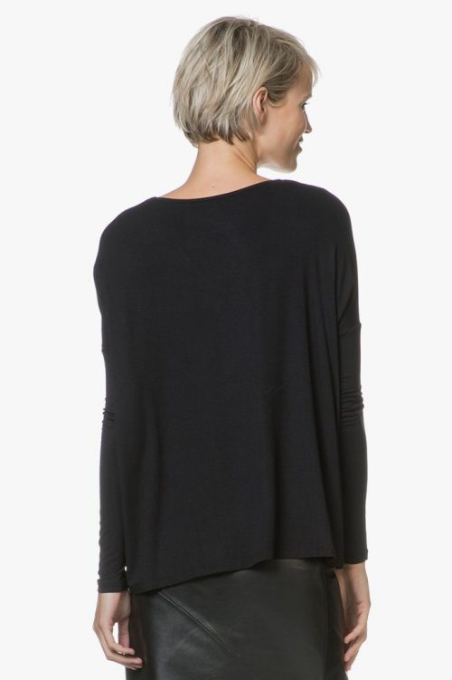 Sort oversized v-topp Majestic Filatures - J002 fts 014