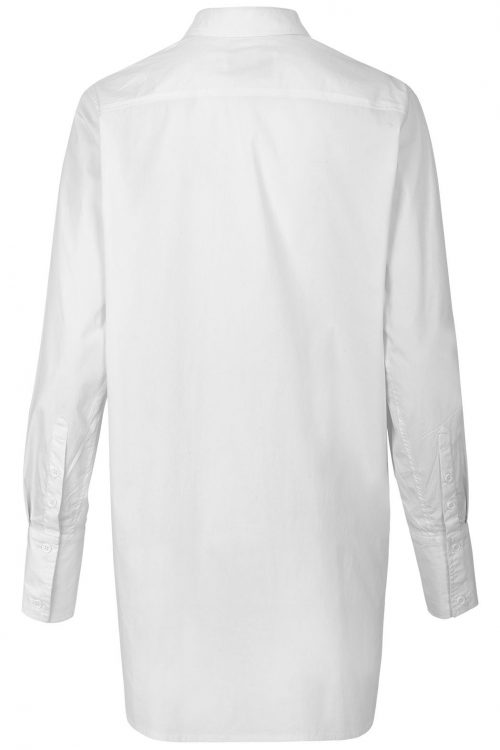 Trendy hvit storskjorte Munthe - victorino