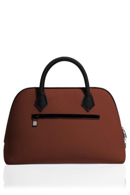 Daddelfarget 'Princess Midi' bag Save my Bag - 10530N-LY-ME DATTERO MET