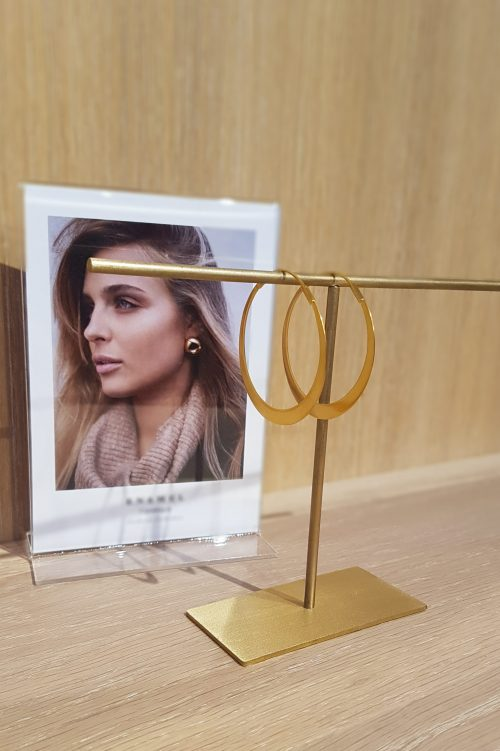 Enamel Copenhagen - 'Simplicity' hoops