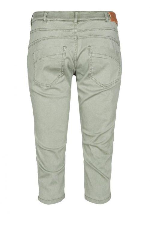 Hvit capri (ikke sjøgrønn) bukse Mos Mosh - 128040 lisa air pant