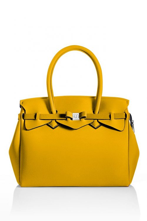 Rabat 'Miss Plus' veske Save My Bag - miss plus rabat yellow ocher 180x290x340 mm