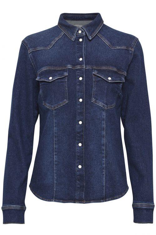 Olaskjorte Gestuz - astrid shirt 3871