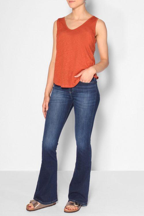 'Raval' flare jeans Lois Jeans - 2007-5707-marconi-mist L32 og L34