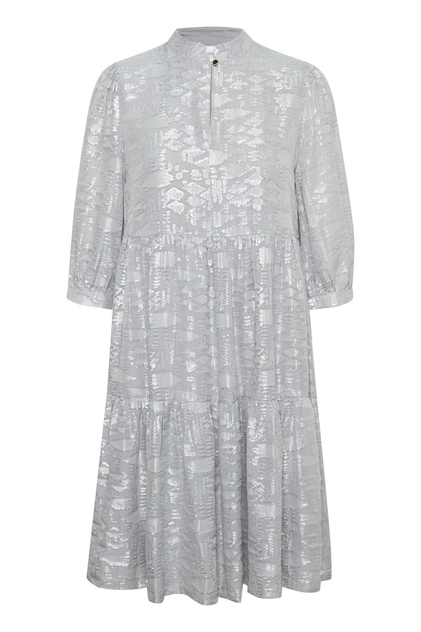 Sølvfarget kjole Gestuz - sira dress 10904104