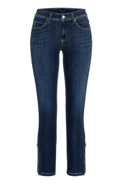 Myk jeans med glidelås nederst Cambio - 9164 0094-13 parla zip 29