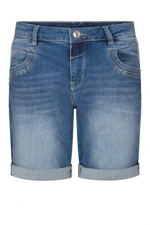 Jeans shorts Mos Mosh som kan rulles opp - 133720 naomi novel shorts