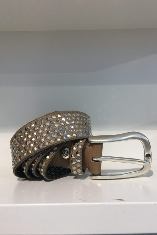 Belte 'Zoe' med studs b.belt - BB0225L03 Zoe color 0630