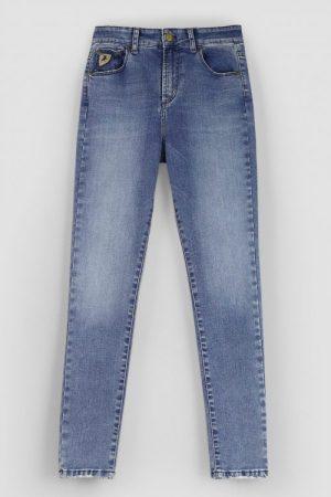 'Celia re ram cobalt' smal jeans med mye stretch Lois Jeans - 2036-5374 celia re ram cobolt 34