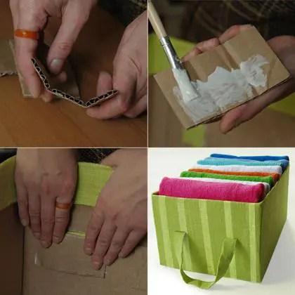 box5 420x420 2 idee salva spazio dal riciclo del cartone