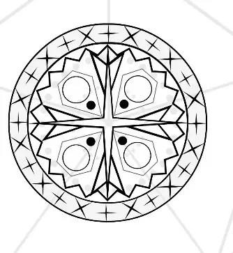 Mandala Scegli Il Disegno Da Colorare E Scopri Il Significato Che