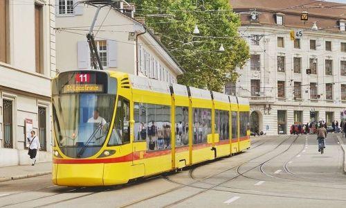 Tram e metropolitane leggere in 5 delle 6 città svizzere con più di centomila abitanti
