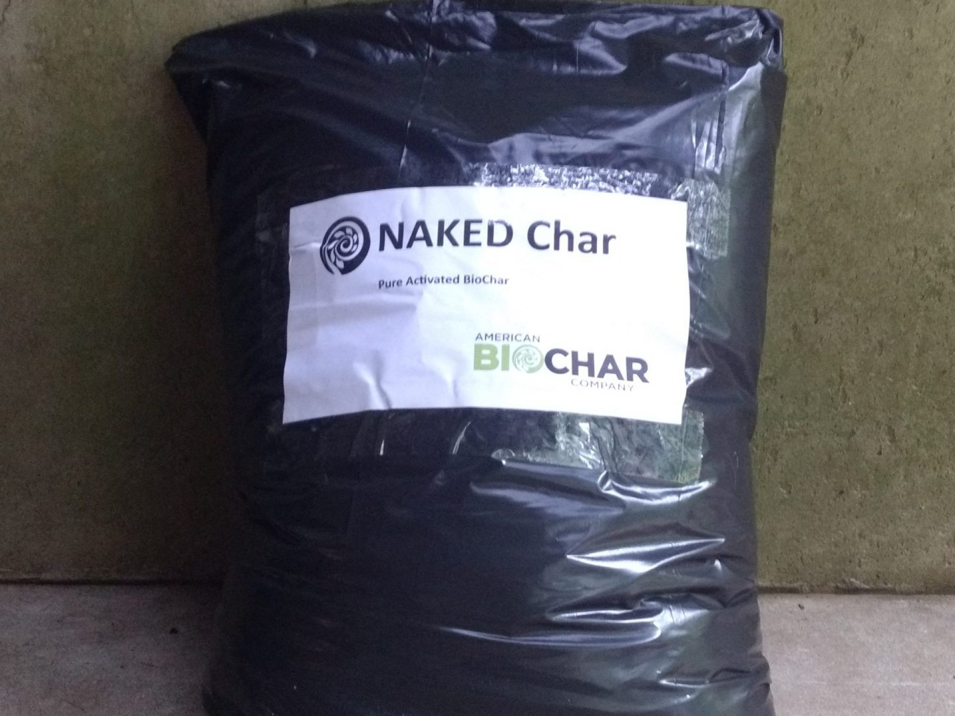 NAKED Char