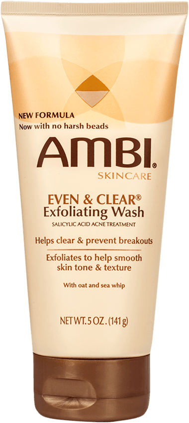 AMBI® Even & Clear® Exfoliating Wash