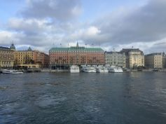 The Grand Hotel Stockholm.