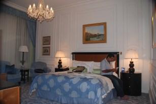 The Four Seasons Prague. Lovely Hotel...