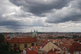 The city of a thousand spires!