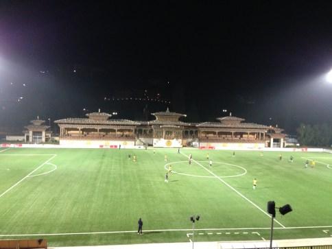 Gorgeous stadium