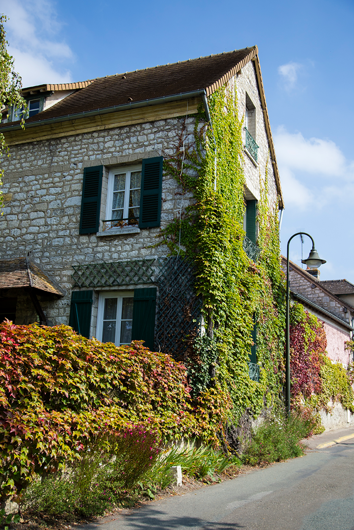House in Giverny France