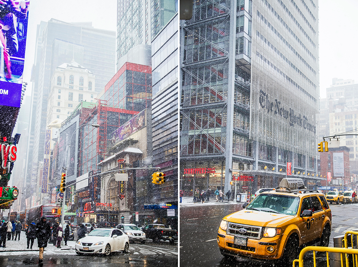 Beautiful photos of New York City February 2015 The New York Times