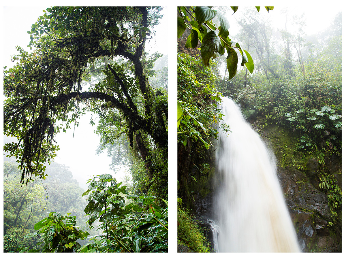 Costa Rica Travel Guide and Photo Diary - Catarata La Paz