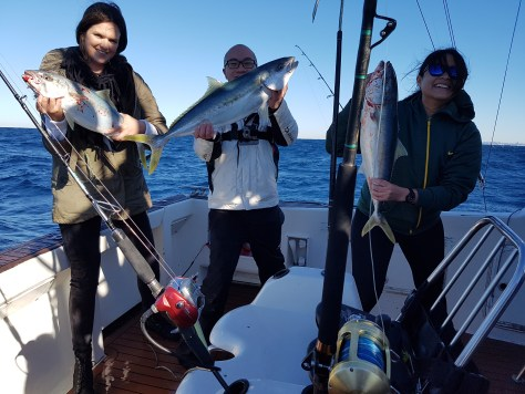 fun fishing charter sydney