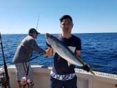 deep sea Kingfish fishing sydney