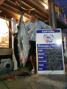 Dan's Yellowfin