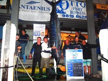 Bluefin fishing charter