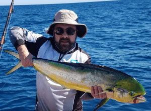 Out of season Mahi Mahi