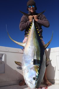 Ben's May Yellowfin