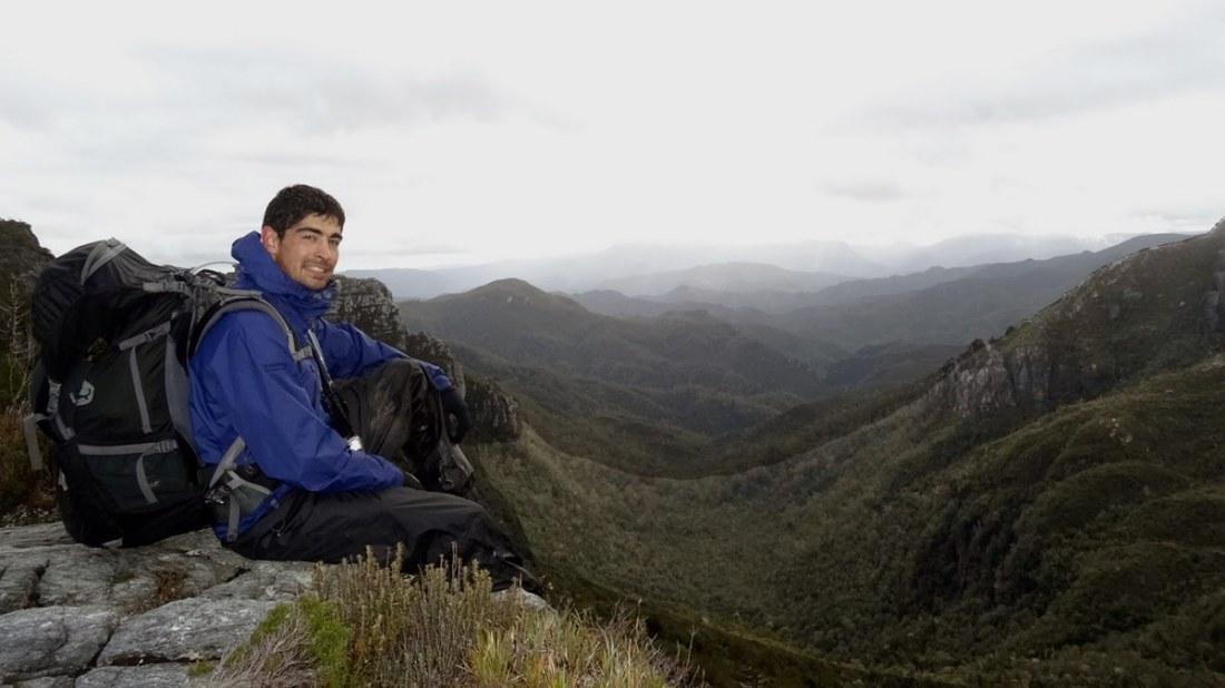 julien diot travel frenchmans cap track tasmania
