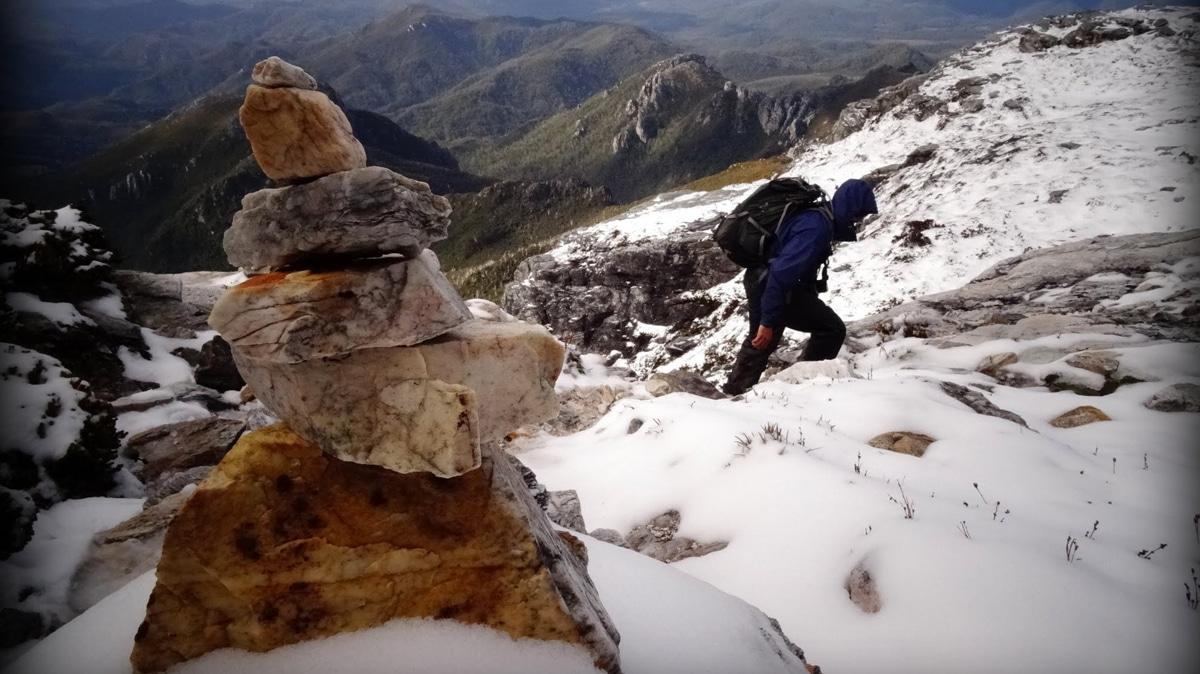 julien diot travel frenchmans cap summit tasmania