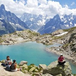 lac blanc chamonix mont blanc featured image