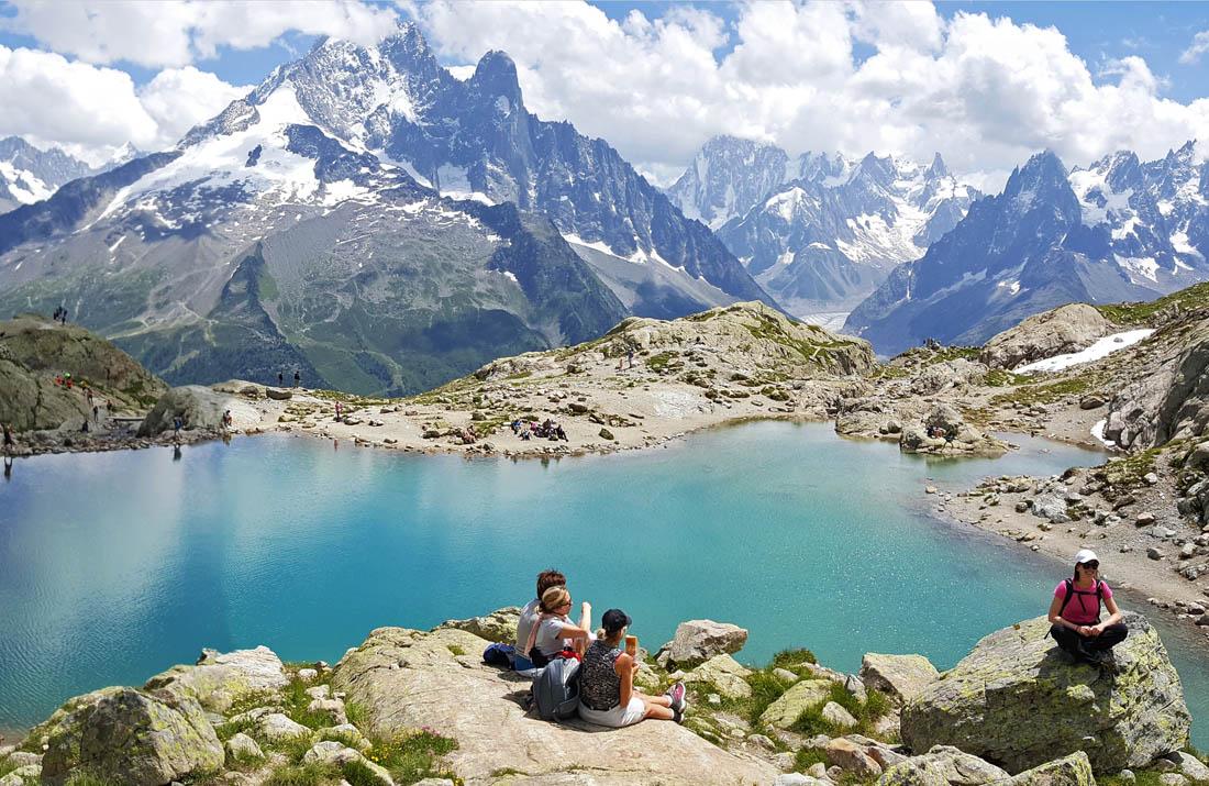 Lac Blanc Aiguilles Rouges Chamonix-Mont-Blanc