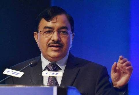 CBDT chief Sushil Chandra appointed as Election Commissioner