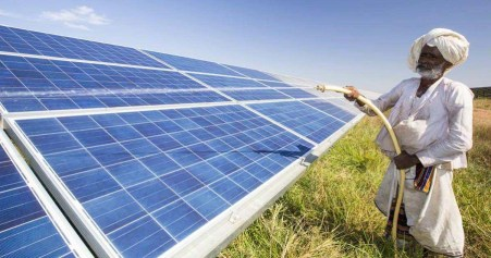 Kusum Scheme to Promote Use of Solar Energy Among Farmers Under Considration