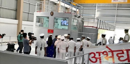 Indian_navys_nuclear_training_facility_launched